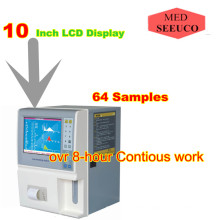 10 Inch LCD Display Full-Auto Hematology Analyzer Ha-6000