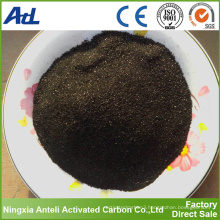 manufacturing food grade activated carbon