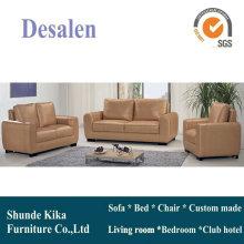 Kanada-Leder-Sofa, Schnittsofa,-Wohnzimmer-Möbel (A07)