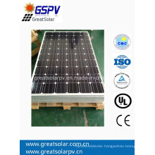 Mono Solar Panel 250W, Factory Direct with Superior Quality and High Efficiency