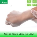 Clear Disposable Industrial Vinyl Gloves