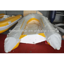 luxury rib boat HH-RIB330 with CE and PVC boat cover