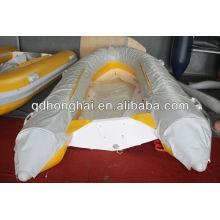 barco de luxo HH-RIB330 com CE e barco do PVC cobrir