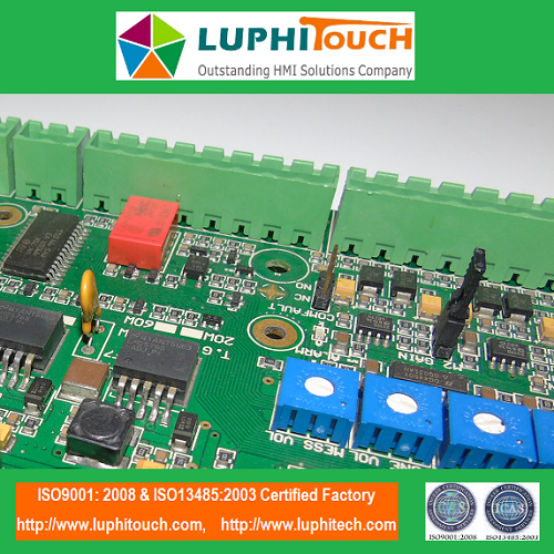 Industrial Computer Function Controlling Main Board PCBA