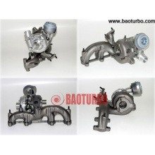 Turbocompressor (GT1749V / 454232-5011)