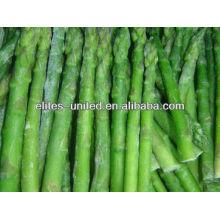 Preço dos espargos verdes congelados orgânicos