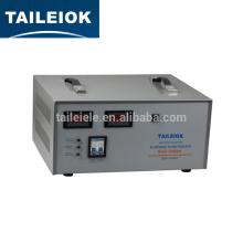 Fábrica al por mayor 220v 5000w ac estabilizador de voltaje de control automático completo