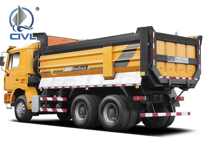 Shacman F3000 6x4 Dump Truck Euro 07