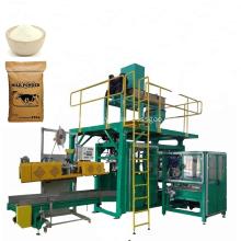 25 kg Kraft Paper Bag Milk Packing Machine
