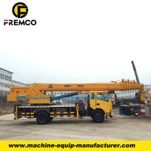 5 Arms Truck Lifting Equipment Crane