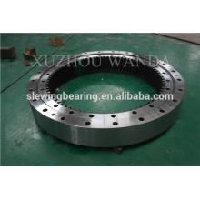 black coating Single-Row turntable ring bearing