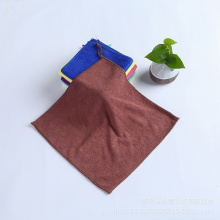 100% Polyester Warp Knitting Hand Microfiber Towels