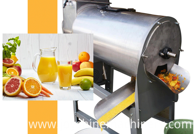Industrial Juicer Equipment 08