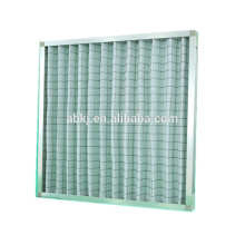 Aluminum Frame Washable G4 Panel Air Filter for Ventilation System