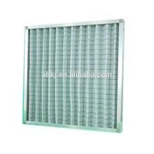 Алюминиевая Рамка панели washable Воздушный фильтр G4 для систем вентиляции