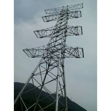 500kV Steel Tubular Electric Tower