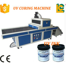UV curing machine with unloading system equipment