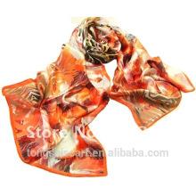SD348-085 цифровая ткань печати цифров Silk, шарф печати Tongshi поставщик alibaba Китай шарф молодой девушки трубки