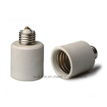 E27 to E40 Lamp Adapter with Porcelain Holder