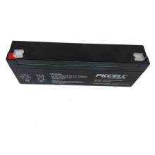 PKCELL MF загерметизировал свинцовокислотную батарею 12V 2.2 AH для самоката/ИБП