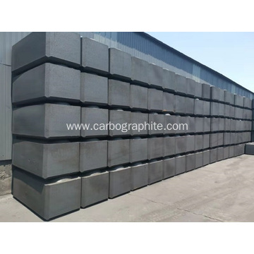 Carbon Anode used in Aluminium Electrolysis Cell