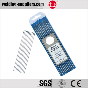 TIG Welding WC20 Ceriated Tungsten Electrode