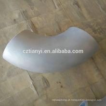 Conexão de tubulação de ferro fundido maleável da China direta, conexão de tubulação maleável