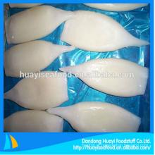 Congelados tubo de lula frutos do mar frutos do mar para a venda por atacado