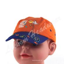 A forma penteou o bebê das crianças do algodão caçoa chapéus