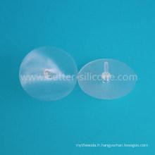 Valve de silicone de LSR de non-retour de moulage par injection de LSR pour l'air