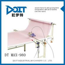 DT MAX-980 Com ponto perfeito DOIT Neotype Eletrônico contando máquina de corte de pano