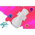 OEM Sanitary Napkins Herbal Di India