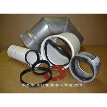 Gummiring für PVC-Rohr