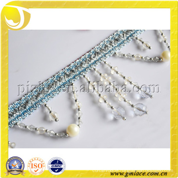 Fashion Beaded Fringe and Trim for Curtain,Manufacture