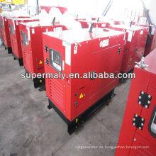 CE 60HZ generador de tipo silencioso