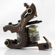 Manual CNC Brass Tattoo Machine Guns
