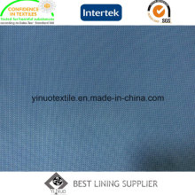 100% Polyester 260t Twill Print Fabric for Men′s Suit Lining