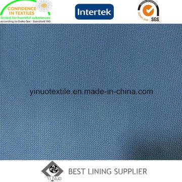 100% Polyester 260 t Twill Print Stoff für Männer Anzug Futter
