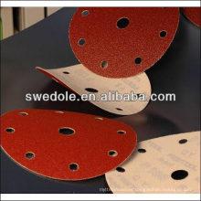 SATC: accesorios abrasivos de herramientas eléctricas de disco de lijado de 125 mm