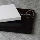 White Black and Hard PVC Foam Sheet for Cabinet, Advertising