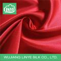 Высококачественная 75D * 75D светлая атласная свадебная обивочная ткань