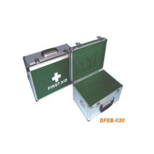 Empty First Aid Box, Made of Aluminium Alloy, Customized Logos