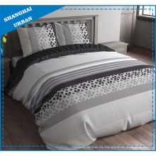 Elegante diseño Premier algodón funda nórdica juego de cama