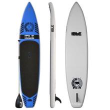 Novo design de pranchas de remo infláveis de surfe para pesca