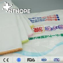 trapos de limpieza de algodón blanco de alta calidad del hogar