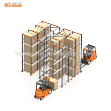warehouse metal pallet rack for storage system