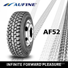 Heavy Radial Truck Tire with Aufine Brand (315/80R22.5 11R22.5)