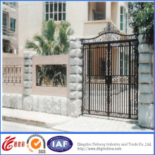 Vintage High Quality Wrought Iron Gate