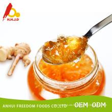 Venta al por menor de 1 kg de miel de girasol en tarro de cristal