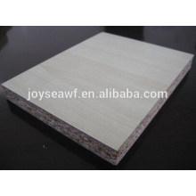 14x1220x2440MM papel de melamina cara / parte trasera aglomerado / tablero de partículas de Joy Sea